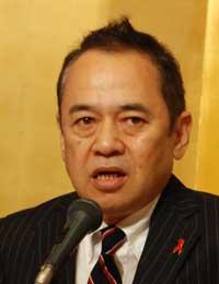 山下博司執行委員長の写真