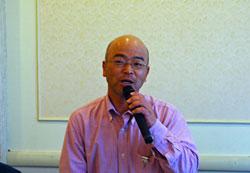 現業・公企職場での現状を訴える集会参加者